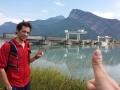 Petite sortie au barrage